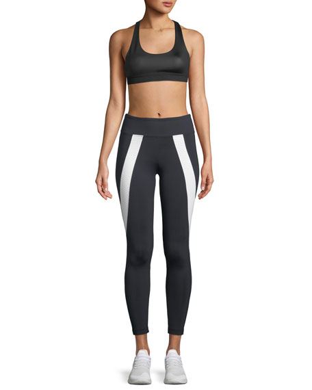 Hull Paneled Performance Leggings