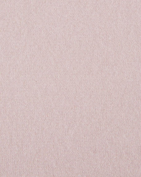 Cashmere Chain-Tie Cardigan
