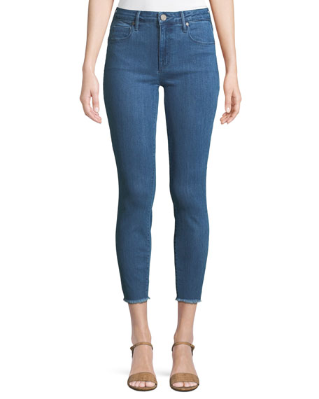 Ava Skinny Ankle Jeans