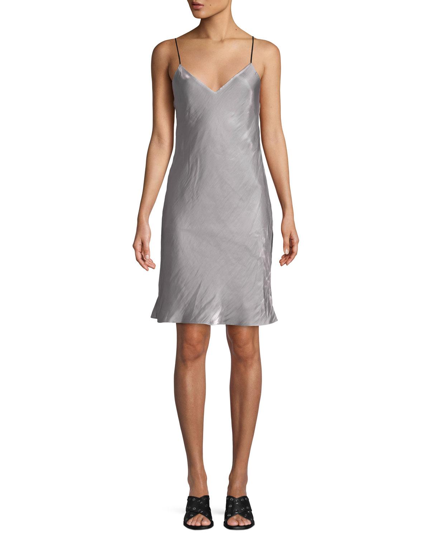 Mini Slip Dress