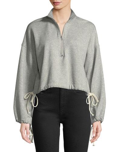Gallagher Half-Zip Pullover Sweatshirt