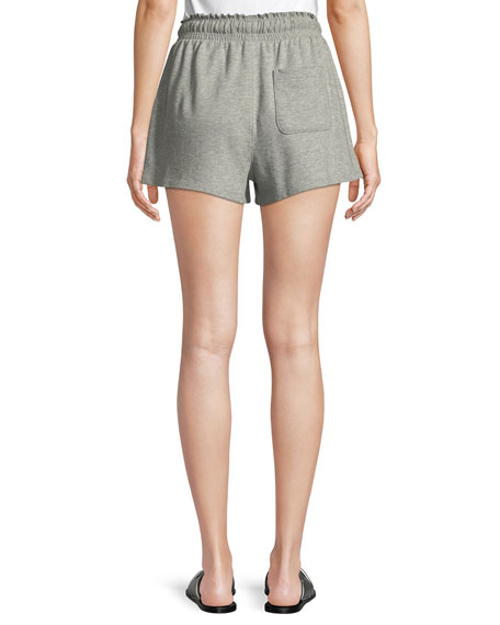 Russell Drawstring Cotton Shorts