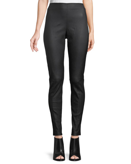 Trina Leather Leggings