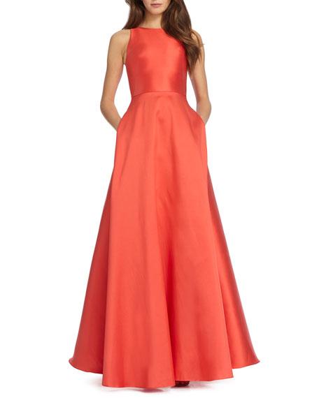 Sleeveless Ball Gown