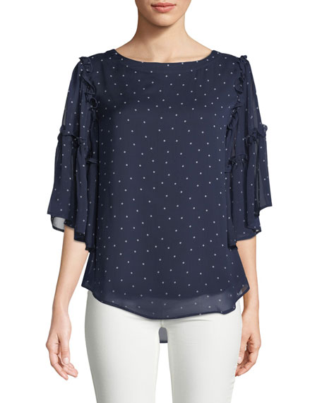 Finley Downtown Liquid Dot Top