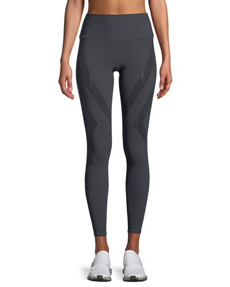 Alo Yoga Vapor High-Waist Performance Leggings