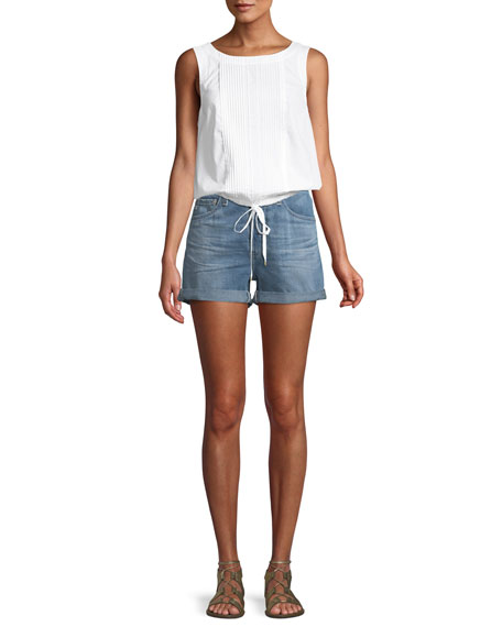 Alex Vintage Boyfriend Shorts