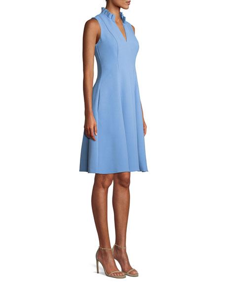 Antoinette Sleeveless Dress w/ Pockets