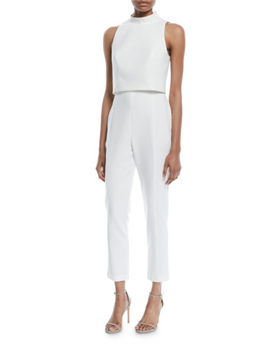 Juma Two-Piece Sleeveless Jumpsuit