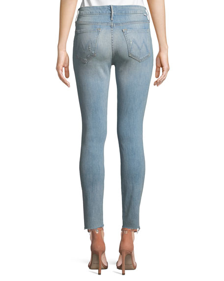 Looker Ankle Fray Skinny Jeans