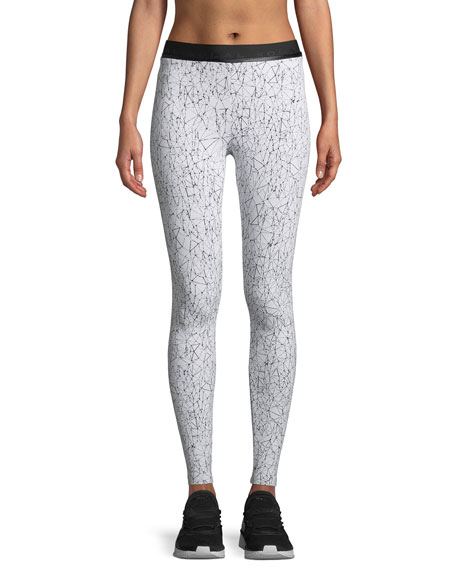 Koral Activewear Molecular Sloane Mid-Rise Activewear Leggings
