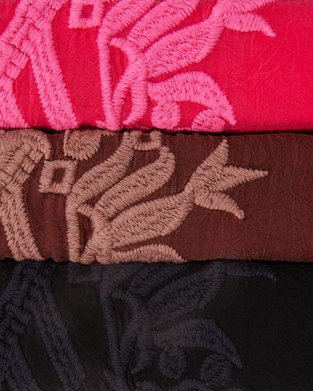 Lania Embroidered Long Tunic, Petite