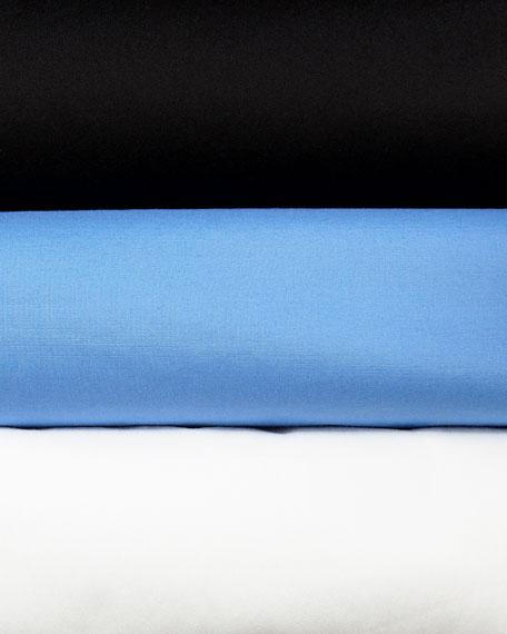 Button-Front Shirt w/ Painter's Pockets, Plus Size