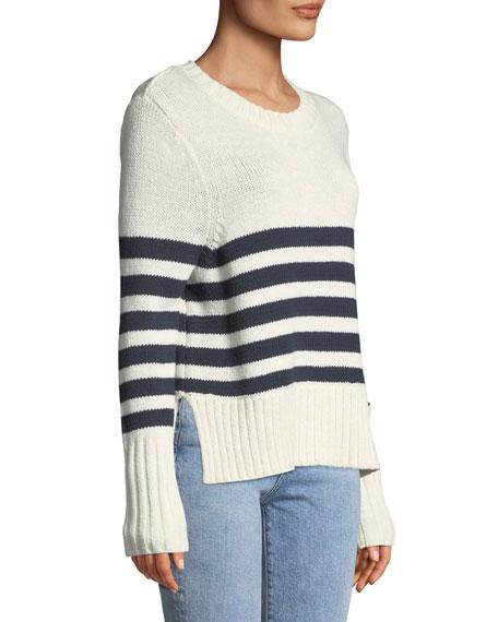 The Teva Striped Sweater Top