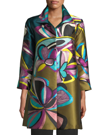 Dress to Thrill Party Jacket, Plus Size