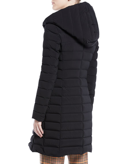 Barge Hooded Puffer Coat