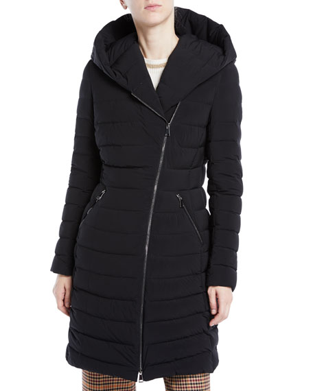 Moncler Barge Hooded Puffer Jacket and Matching Items