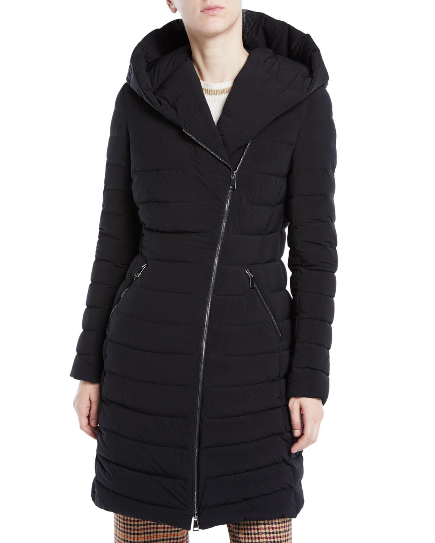 acbdd2732bd98 Moncler Barge Hooded Puffer Coat