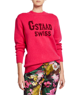cb5d29167 Designer Sweaters for Women at Neiman Marcus
