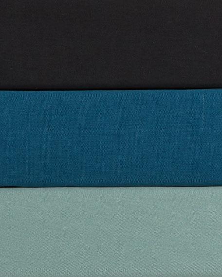 Fuji Silk 3/4-Sleeve Blouse