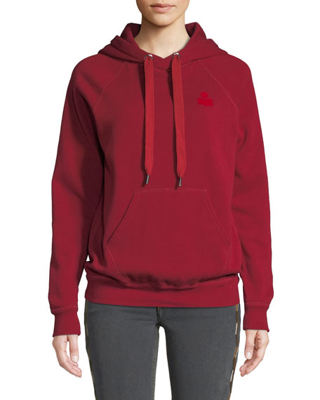 Etoile Isabel Marant Malibu Pullover Hoodie Sweatshirt
