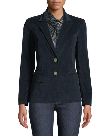 Camden Curated Corduroy Blazer Jacket