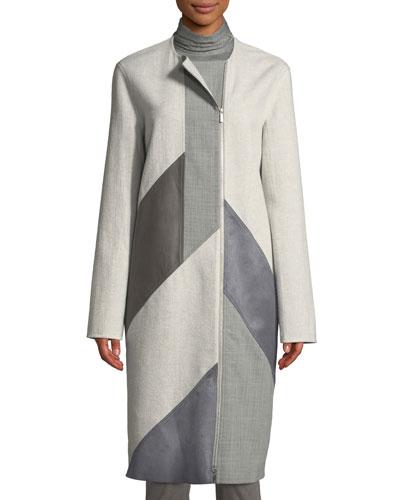 Rue Atrium Double-Face Coat