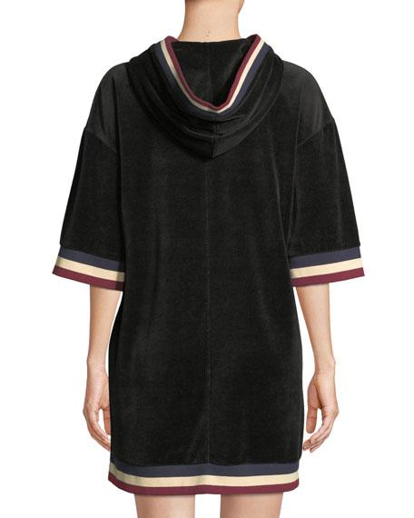 Hoya Hooded Recovery Tee Dress