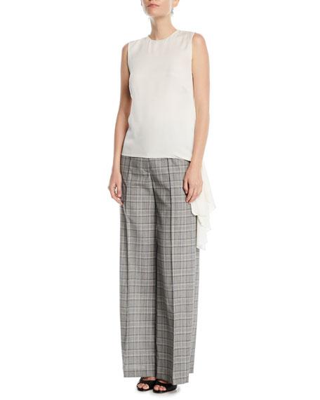 Hayden Italian-Stretch Suiting Pants