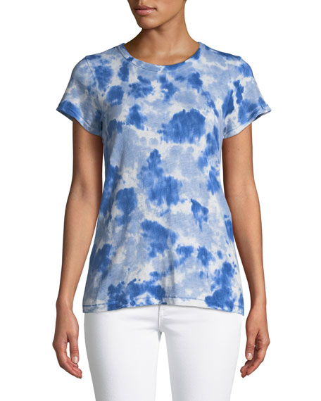 Cloud Wash Short-Sleeve Tee