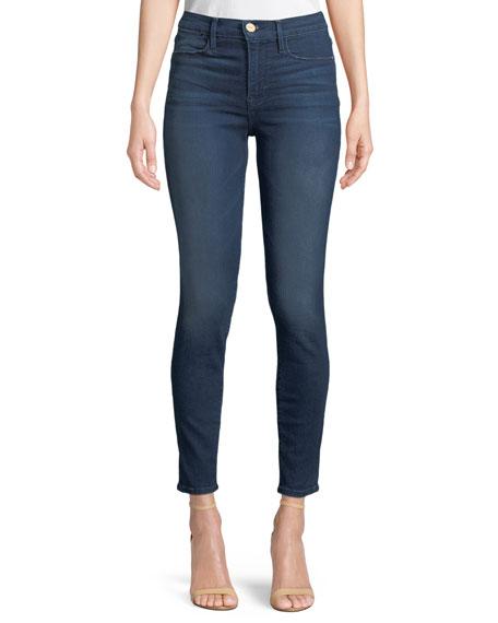 FRAME Le High Skinny-Leg Jeans