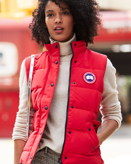 Freestyle Puffer Vest