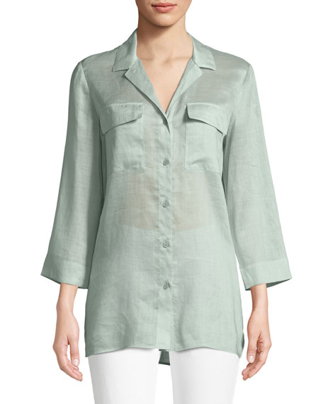 Fran Gemma Cloth Blouse
