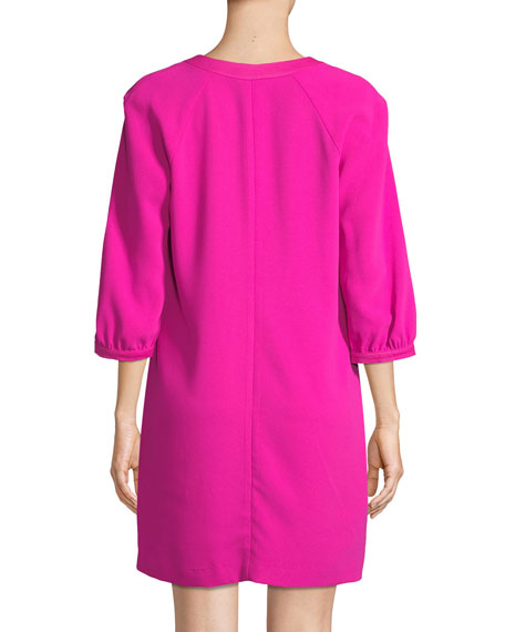 Pipkin Classic Crepe Dress