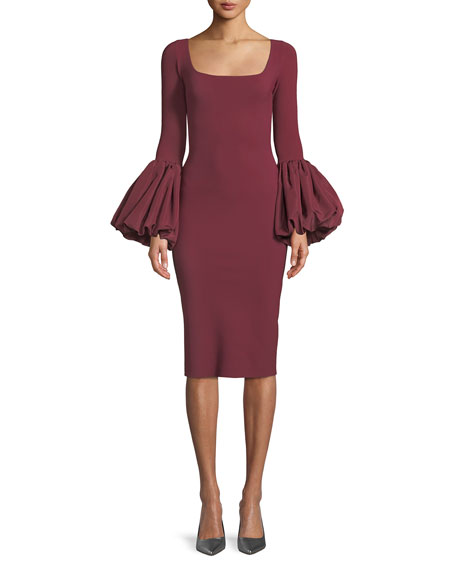 Chiara Boni La Petite Robe Ary Body-Con Dress