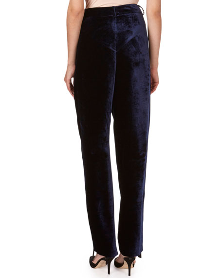 Jena Easy Straight-Leg Trousers