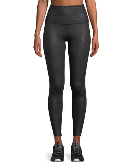 Beyond Yoga Viper High-Waist Midi Legging