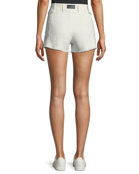 Marylou Frayed Cutoff Shorts