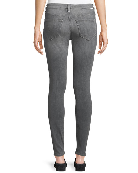 Looker High-Waist Skinny Jeans