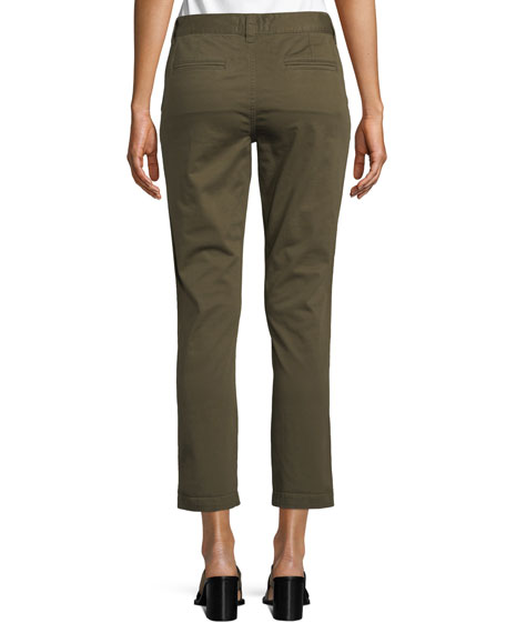 The Confidant Straight-Leg Ankle Pants