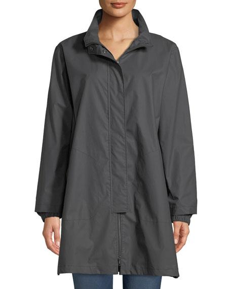 Tia Long Rain Jacket