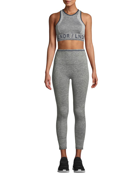 Seven Eight Seamless Performance Leggings