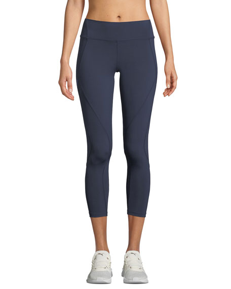 Sculpt Cropped Performance Leggings