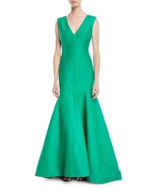 Designer Gowns On Sale At Neiman Marcus