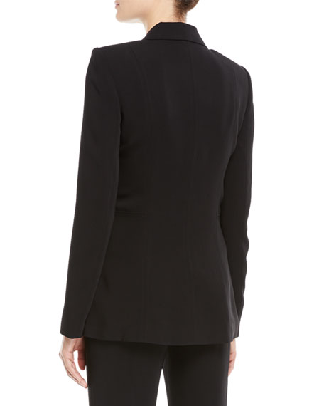 Catharine Fitted Blazer Jacket