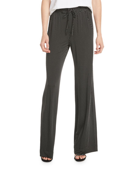 Pure Dot Jersey Pull-On Pants