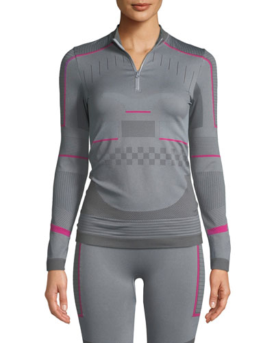 Training Seamless Long-Sleeve Performance Top