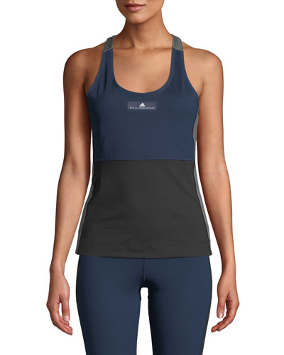 Yoga Comfort Colorblock Tank