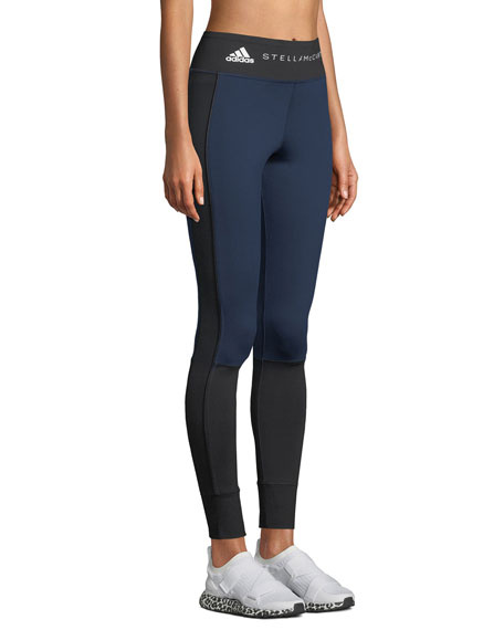 Yoga Comfort Colorblock Performance Tights