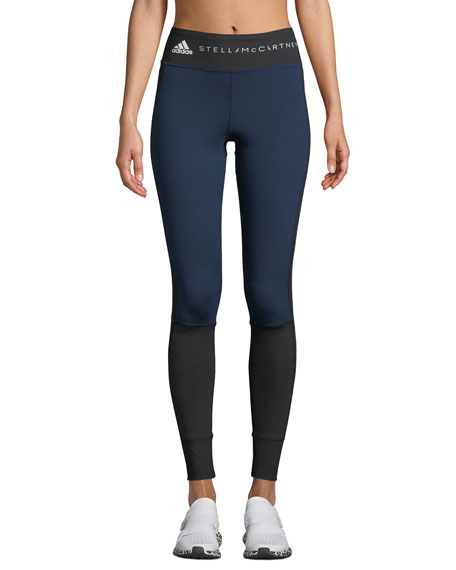 adidas by Stella McCartney Yoga Comfort Colorblock Performance